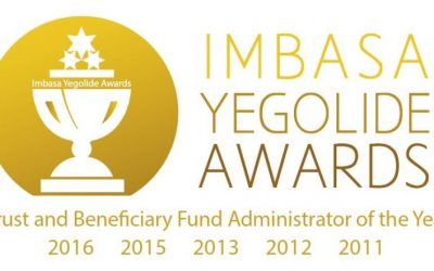 Trust And Beneficiary Fund Administrator Of The Year