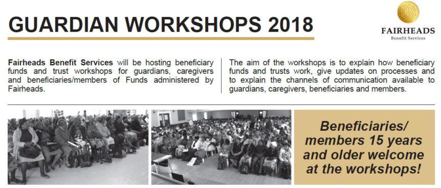 Guardian Workshops