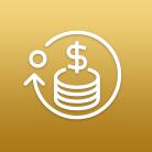 beneficiary fun admin icon