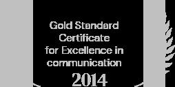 gold standard award
